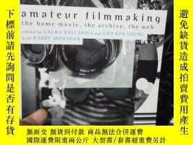 二手書博民逛書店Amateur罕見Filmmaking The Home Mov