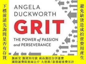 二手書博民逛書店罕見Grit-砂礫Y436638 Angela Duckworth Scribner, 2016 ISBN:9