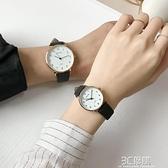 公務員中高考考試用手錶男女學生韓版簡約潮流ulzzang情侶一對 3C優購