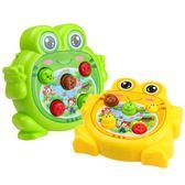 打地鼠 電動打地鼠玩具寶寶1-3歲嬰幼兒益智男女孩敲擊兒童玩具    蜜拉貝爾
