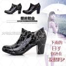 高跟雨鞋女新款高跟雨鞋拉鍊水鞋時尚膠鞋雨靴韓版短筒套鞋單鞋淺口女鞋 快速出貨