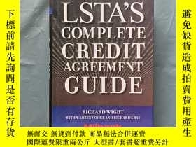二手書博民逛書店The罕見Lstas Complete Credit Agree