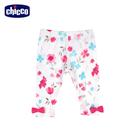 chicco-春之頌-渲染花朵內搭長褲