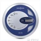 CD播放機全新便攜式CD機隨身聽CD播放機支持英語光盤 多色小屋YXS