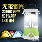 戶外露營燈 野營太陽能可充電超亮應急燈家用 BF2992【旅行者】