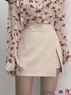 熱賣短裙 韓國東大門夏季新款性感側開叉顯瘦a字半身裙一步裙包臀短裙褲裙 coco