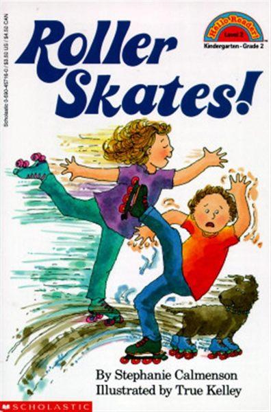 (二手書)Scholastic Reader Level 2: Roller Skates!
