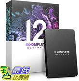[8美國直購] 暢銷軟體 Native Instruments Komplete 12 Ultimate Software Suite B07GY8BSQJ