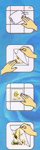 美飾轉印膠片-花10*10cm(1入)