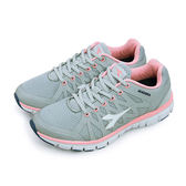 LIKA夢 DIADORA 專業輕量慢跑鞋 skin系列 銀灰粉 9838 女
