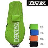 BOYEA 高爾夫航空包防水外套 球包雨披 防塵袋 尼龍
