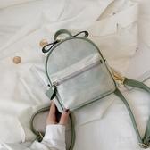 雙肩後背包 女包包2020新款韓版潮時尚白色定型迷你多用小背包百搭ins JX693『東京衣社』