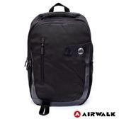 AIRWALK - 未來宣言萬用後背包-黑色