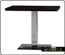 {{ 海中天休閒傢俱廣場 }} C-99 摩登時尚 餐桌系列 456-31 3X3尺美耐板餐桌/電鍍腳(顏色可挑選)