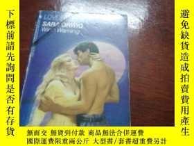 二手書博民逛書店WIND罕見WARNING 風的警告Y20470 SARA ORWIG Bantam Books 出版198