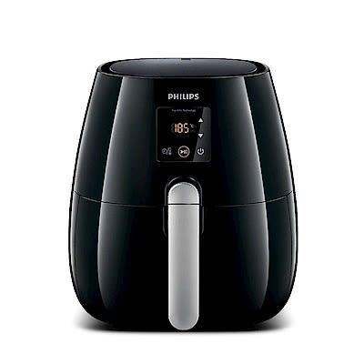 福利品 飛利浦 PHILIPS 免油健康氣炸鍋 黑色HD9230