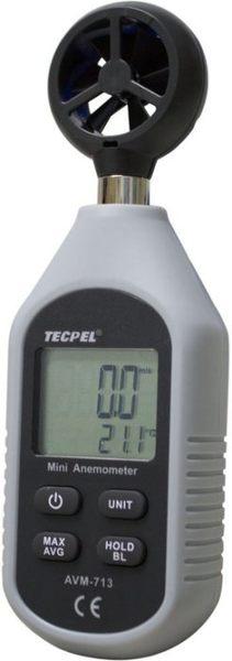 TECPEL 泰菱 》 AVM-713 手持式風速計 風速計 風速 風溫