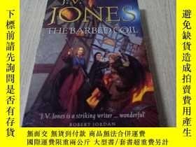 二手書博民逛書店J.V.罕見JONES THE BARBED COILY1814