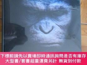 全新書博民逛書店Riseof the Planet of the Apes and Dawn of... (外文原版) 12開,硬