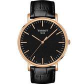 TISSOT天梭Everytime經典時尚腕錶 T1096103605100