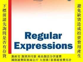 二手書博民逛書店Sams罕見Teach Yourself Regular Expressions In 10 MinutesY