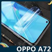 OPPO A72 滿版水凝膜 全屏3D曲面 抗藍光 高清原色 防刮耐磨 防爆抗汙 螢幕保護貼 (兩片裝) 歐珀