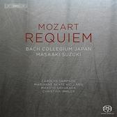 【停看聽音響唱片】【SACD】莫札特:安魂曲&懺悔者的莊嚴晚禱