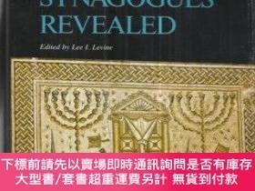 二手書博民逛書店Ancient罕見Synagogues Revealed-古代猶太教堂Y364727 Lee I. Levin