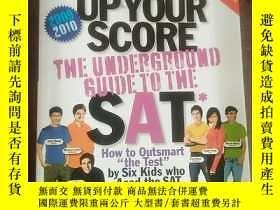 二手書博民逛書店Up罕見Your Score 2009-2010: The Un