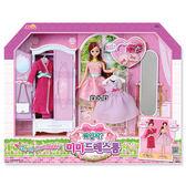 《MIMI World》MIMI時尚衣櫃組╭★ JOYBUS玩具百貨