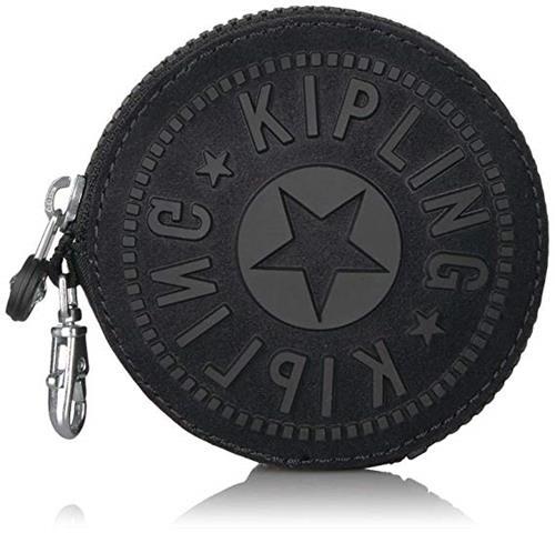 【美國代購】Kipling Marguerite Coin Purse Black Tonal