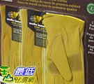 [COSCO代購] 促銷至11月18日 W121148 真皮工作手套L號11組(每組3雙)