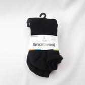 smartwool 輕量菁英減震型復古踝襪 2入 美麗諾羊毛 中長襪 SW000683001 黑色【iSport愛運動】