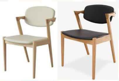 【南洋風休閒傢俱】Z型餐椅-餐廳用椅 民宿用椅 居家用椅 造型椅 時尚椅(JX245-10)