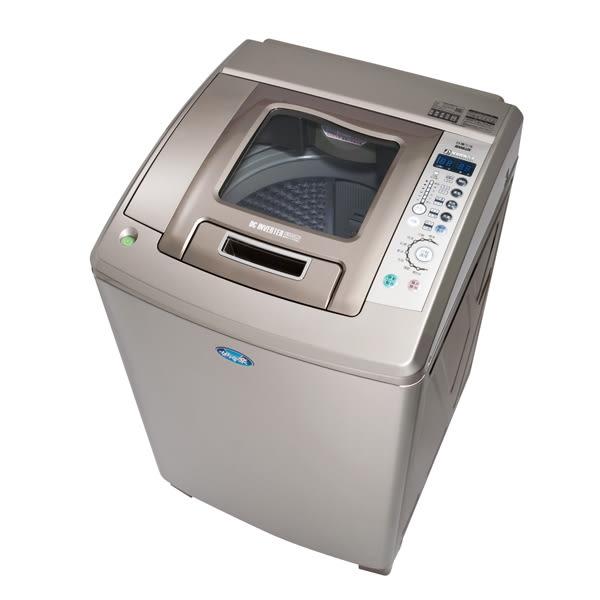 SANLUX三洋 15公斤DD直流變頻超音波不銹鋼洗衣機SW-15DUA可刷卡分期 免運費 下訂前請先詢問是否有貨