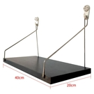投影支架 投影儀支架免打孔床頭壁掛置物架家用吊架托盤架子當貝墻上掛架