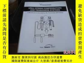 二手書博民逛書店DRILL罕見STRING COMPENSATORS AND T