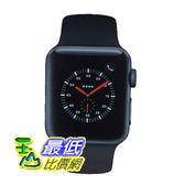 [COSCO代購] W121588 Apple Watch Series 3 (GPS + 行動網路) 38 公釐太空灰色鋁金屬錶殼