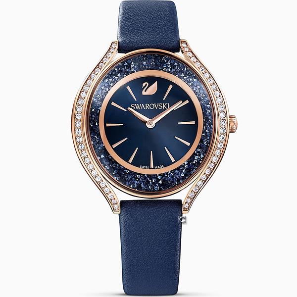 SWAROVSKI施華洛世奇Crystalline Aura手錶 5519447 藍