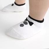 童襪 寶寶襪 假領結短襪 嬰兒襪 0-4歲 CA1739 好娃娃