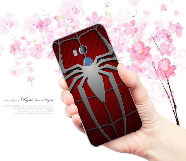 [u11eyes 軟殼] HTC U11 EYES HTC_2Q4R100 手機殼 保護套 外殼 蜘蛛人
