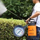 園藝澆花噴壺手動氣壓式農用打藥噴霧器家用澆水壺高壓洗車噴水壺