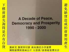 二手書博民逛書店Namibia罕見: a decade of peace, de
