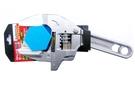 【 麗室衛浴】日本SUPER T-157-2原裝職業達人專用快速包膠嘴超寬大頭扳手工具