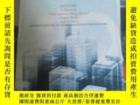 二手書博民逛書店Urban罕見Infrastructure and Governance URBAN INFRASTRUCTURE