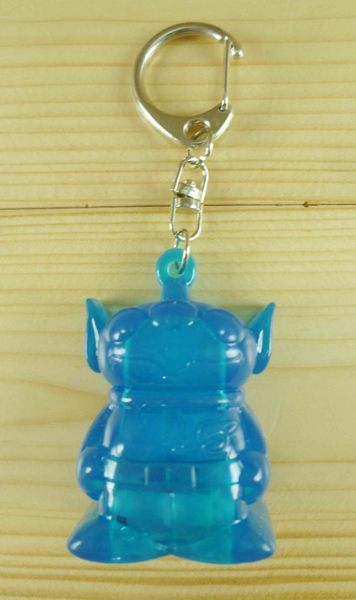 【震撼精品百貨】Metacolle 玩具總動員-造型鎖圈-三眼怪(藍)