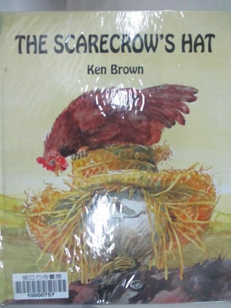 【書寶二手書T7/少年童書_J22】The Scarecrow s Hat_Ken Brown