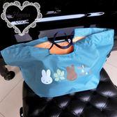 《花花創意会社》外流。超级萌!米非兔大容量輕旅行袋【H5570】