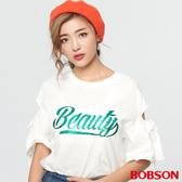 【BOBSON】女款變化型裸肩上衣 (28072-80)