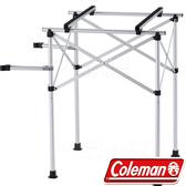 Coleman CM-31265 鋁質雙口爐支架配件 適用瓦斯爐烤爐架/ BBQ烤架/戶外行動廚房